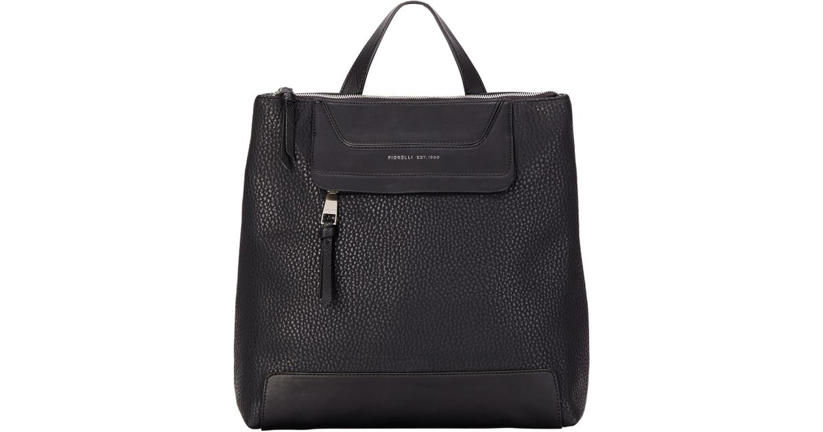 Fiorelli Cobain Backpack in Black - Lyst