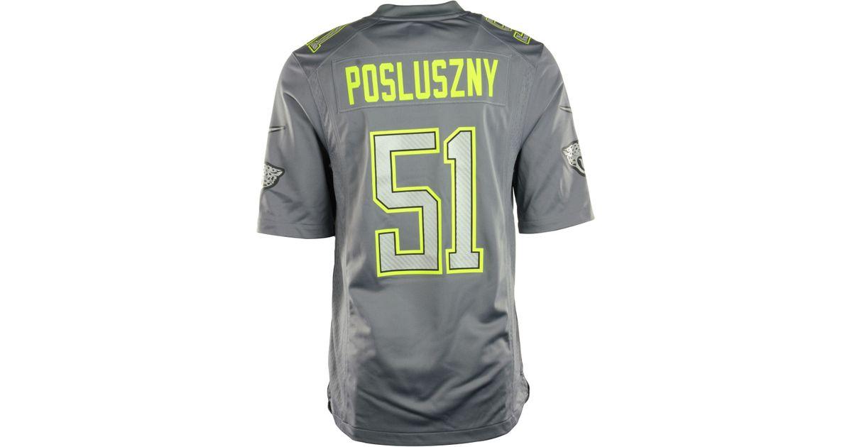 Lyst - Nike Men S Paul Posluszny Jacksonville Jaguars 2014 Pro Bowl Jersey  in Green for Men da9b98b4e