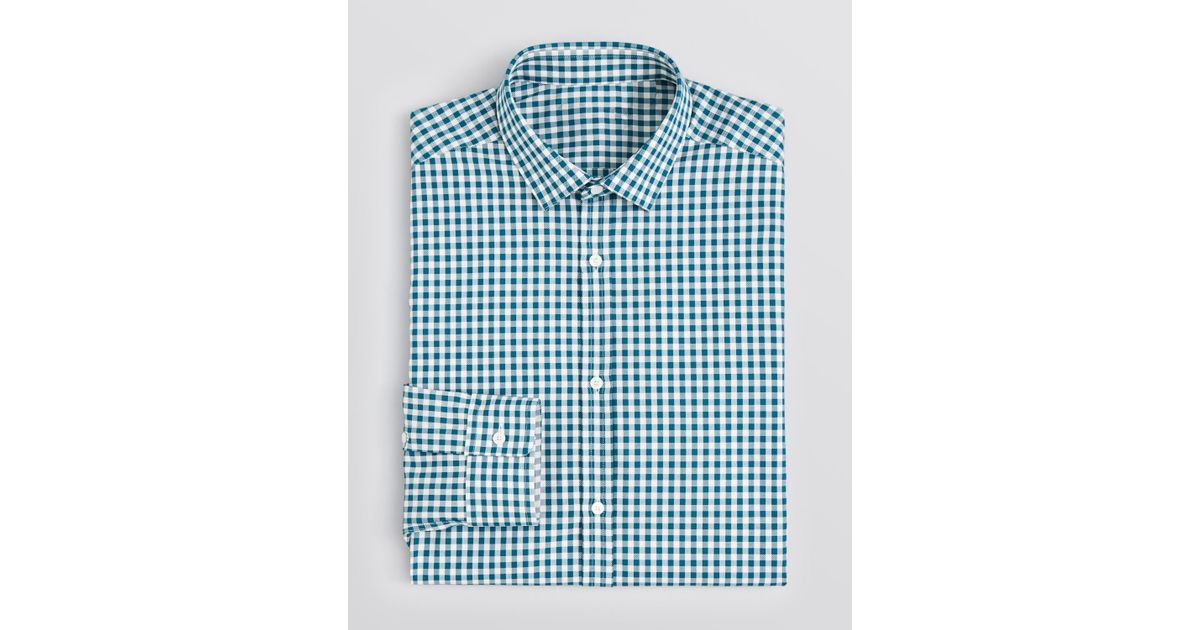 Latest Cheap Online Free Shipping Wide Range Of Mo Coppoletta London Industrial Print Spread Collar Denim Shirt Turnbull & Asser For Sale Discount Sale Clearance Shopping Online Nicekicks PXYxwGa