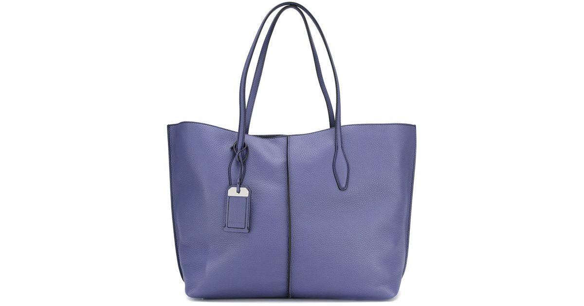 c5e0fac533 Tod's 'joy' Bag in Blue - Lyst