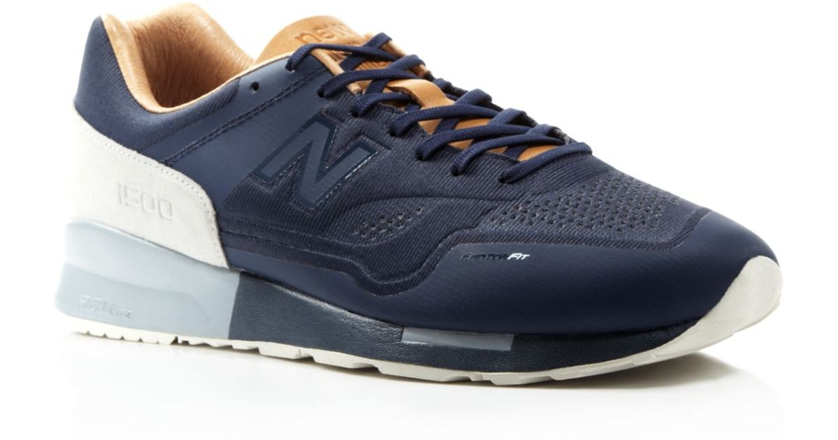 Lyst - New Balance Lifestyle Re-engineered 1550 Sneakers in Blue for Men e9fd25f550544