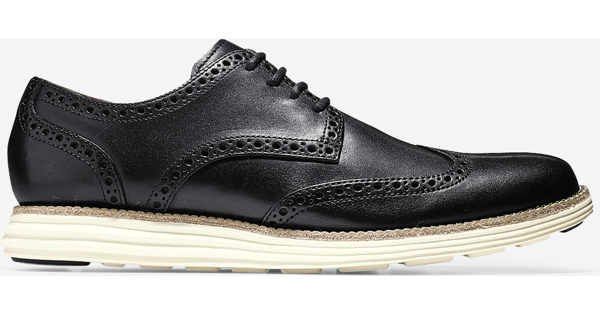 Black Cole Haan Lunargrand October 2017