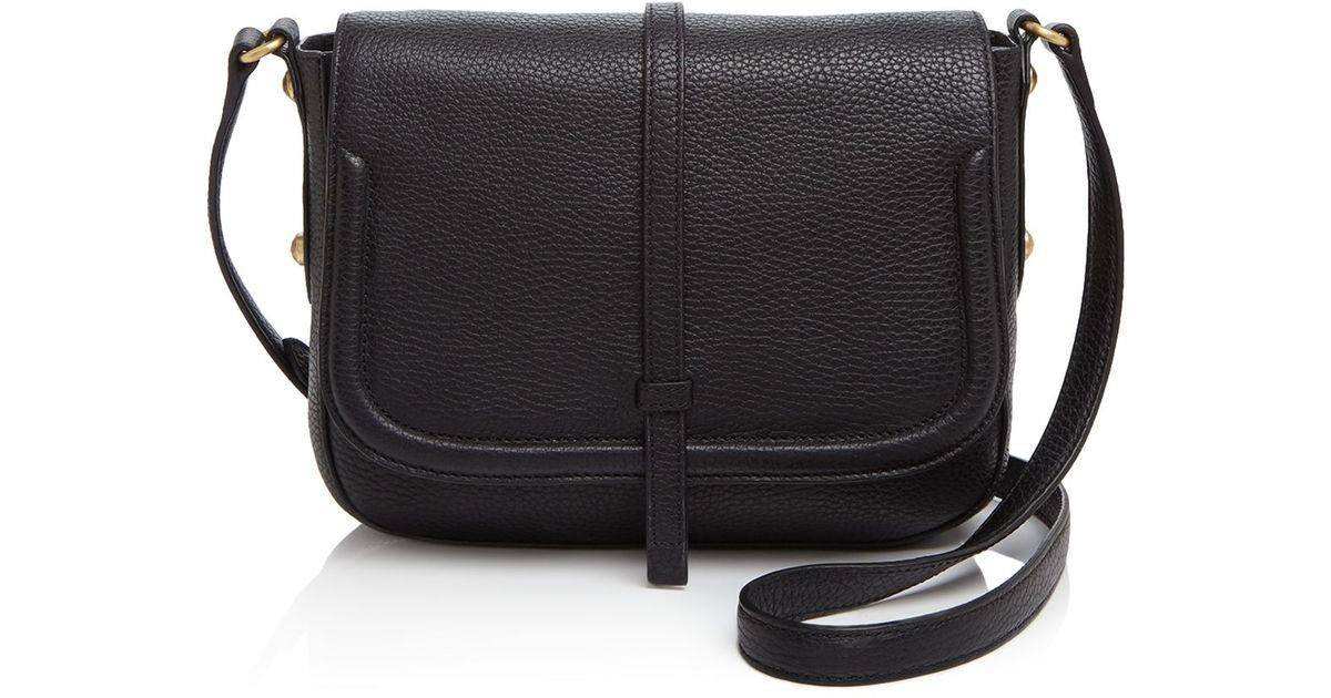 32b40b259b Lyst - Annabel Ingall Allisyn Saddle Bag in Black