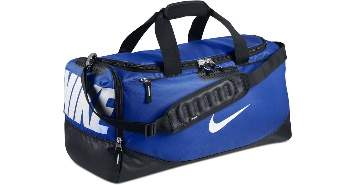 dbf40dc96570 Lyst - Nike Water Resistant Team Training Medium Duffle Bag in Blue for Men