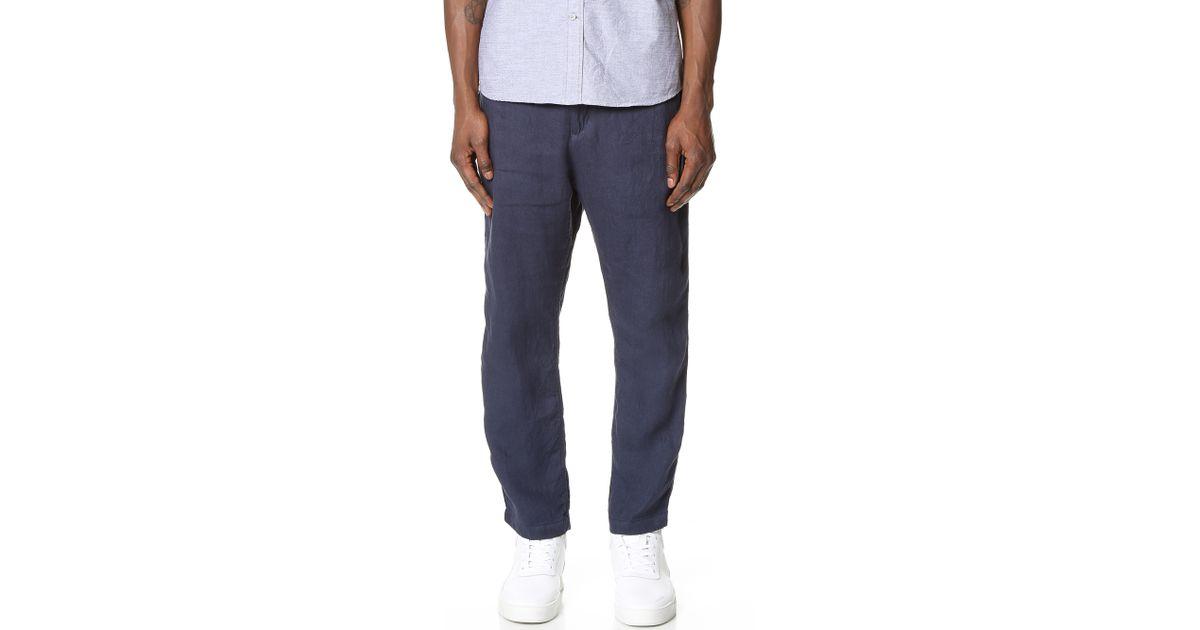 Pantalon - Pantalon Décontracté Alpinisme Blanc E3hRzp7v