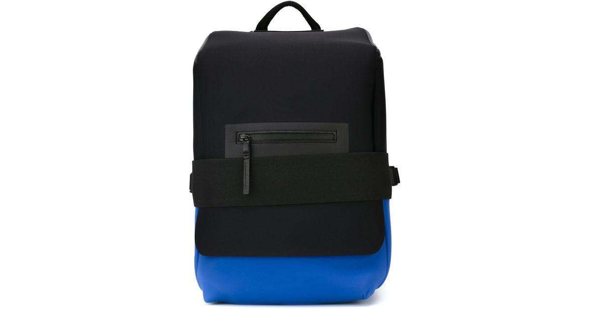 ec17401dd Lyst - Y-3  qasa  Backpack in Black for Men