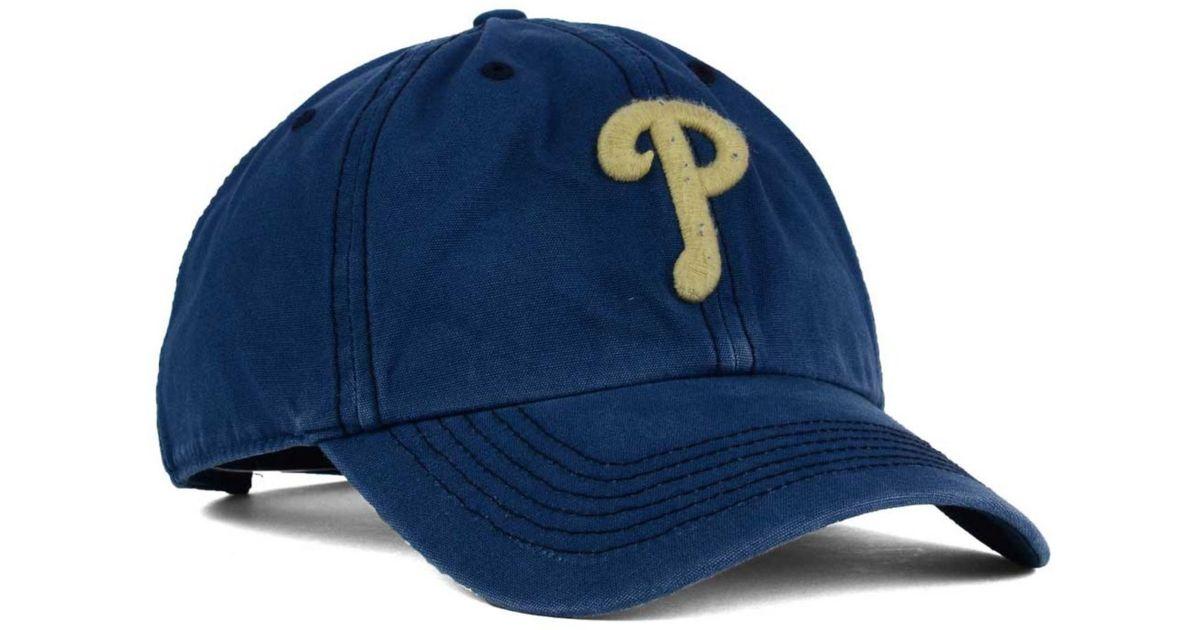 size 40 aae4d f2eaa ... sweden lyst 47 brand philadelphia phillies stillwater clean up cap in  blue for men d6f4d 1ce66