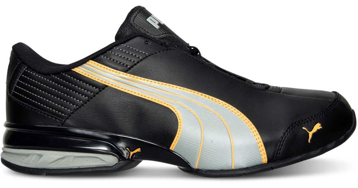310da859be8 Lyst - PUMA Men s Super Elevate Running Sneakers From Finish Line in Black  for Men