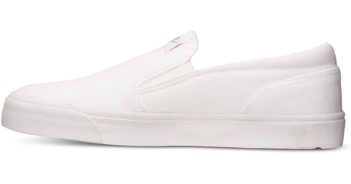 30d0be58e38b ... release date lyst nike mens toki slip txt casual sneakers from finish  line in white for