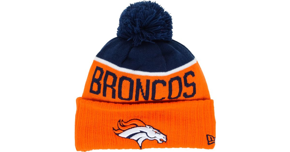 9136cafdb ... get quotations atlanta falcons new era 2016 nfl official sideline sport  knit hat 5dd16 d90a5 uk lyst ktz kids denver broncos sport knit hat in blue  ...