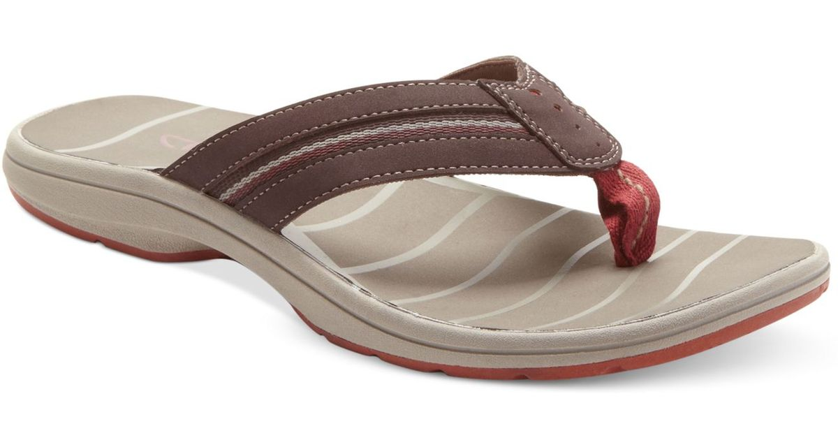 8f2a294b116a44 Lyst - Clarks Whelkie Beach Sandals in Brown for Men