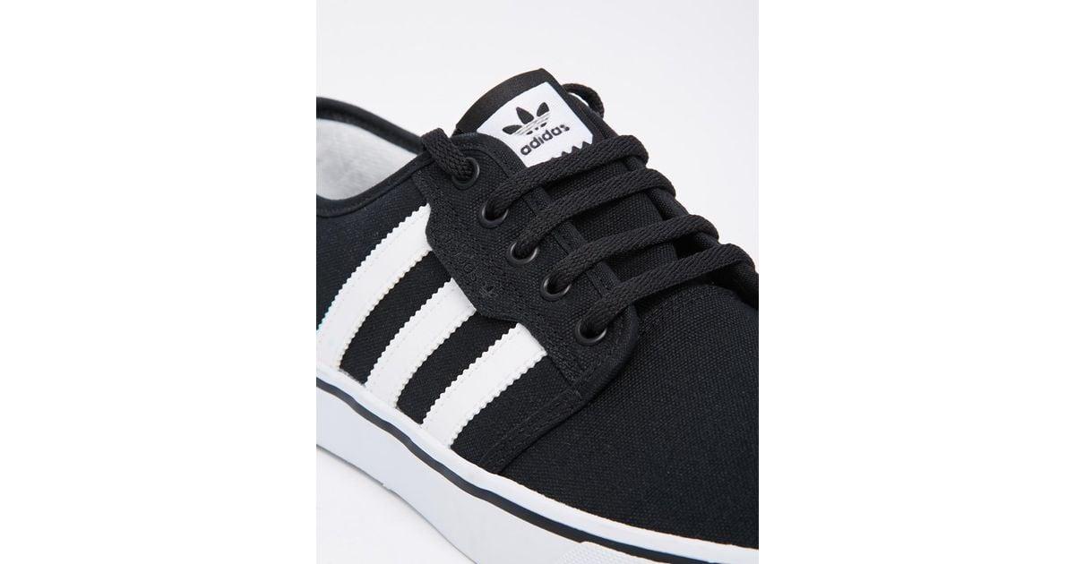 adidas originals seeley trainers f37427