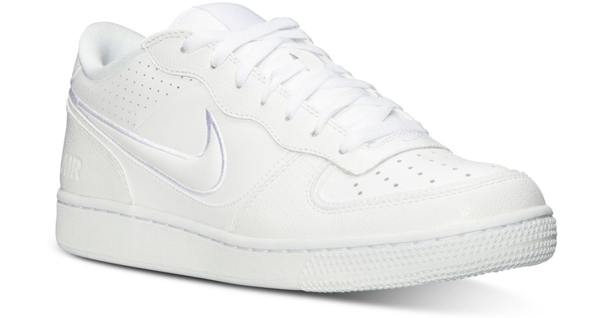 Lyst - Nike Men'S Air Indee Casual Sneakers From Finish Line in White for  Men