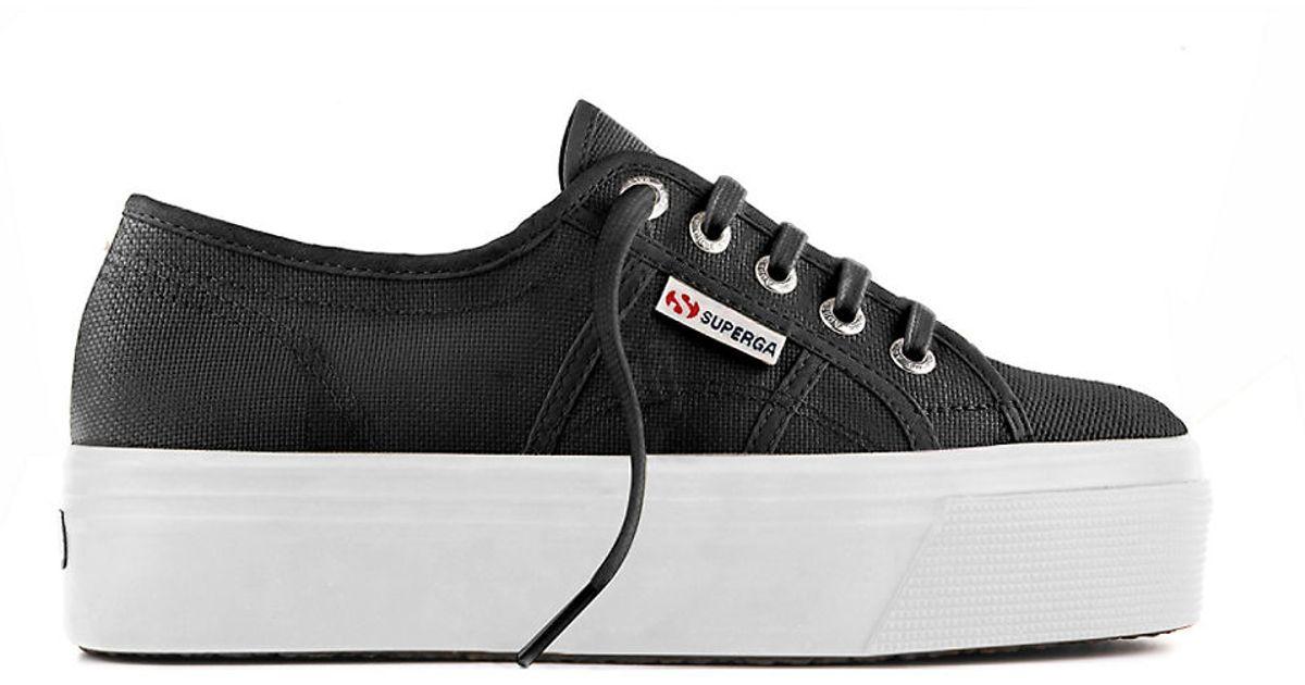 low-top sneakers - Black Superga 8CSQM