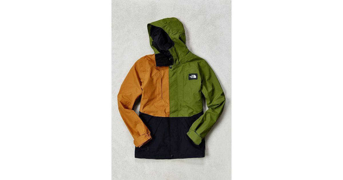 86d63a1f3daa Lyst - The North Face Turn It Up Jacket in Green for Men