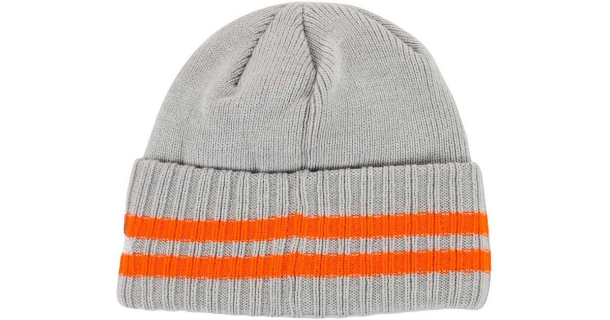Lyst - Ktz Cincinnati Bengals Striped Cuff Knit Hat in Gray for Men 6b93ac087