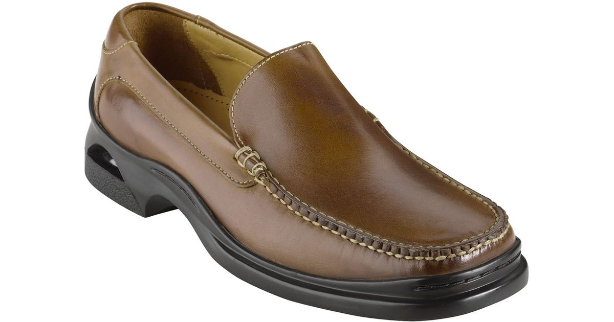 7fe9dde5bca Lyst - Cole Haan Air Santa Barbara Loafers in Brown for Men