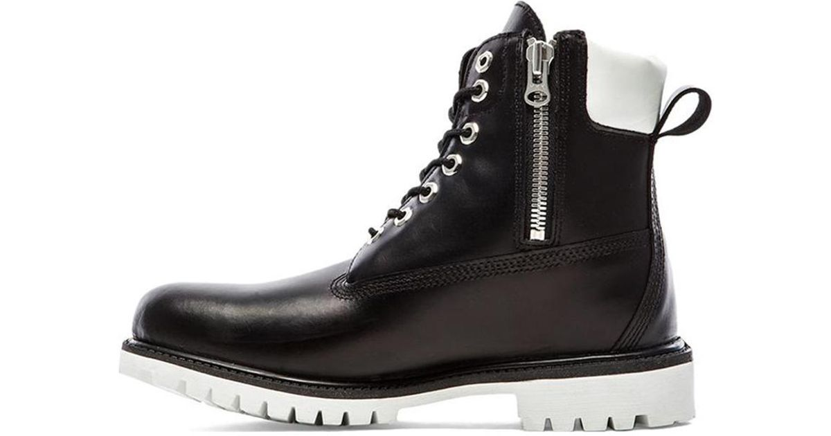 577ba6155832 Lyst - Stussy X Timberland Boot in Black for Men