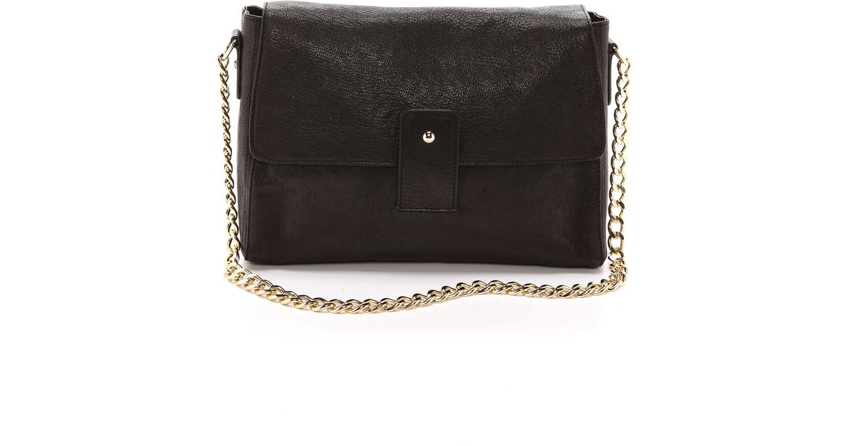 chain shoulder bag - Black A.P.C. Tr8zobP8B