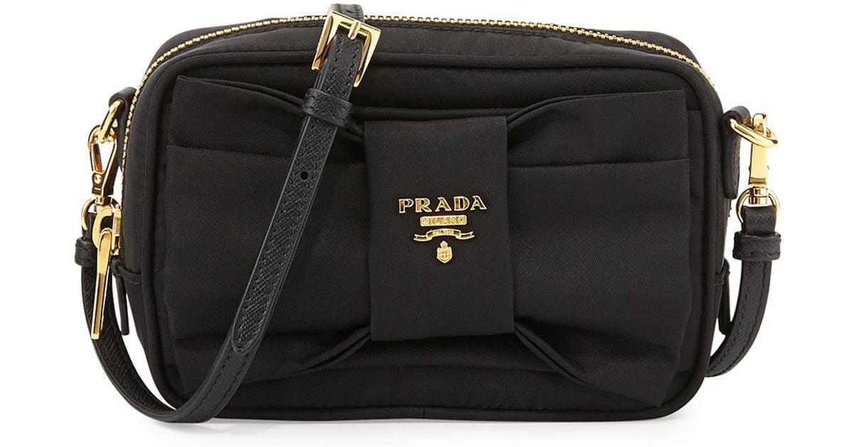 prada wholesale bags - small black prada with bow