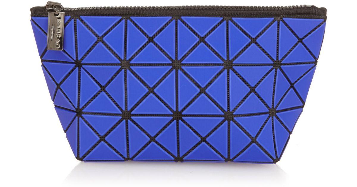 4bd73c0921 Lyst - Bao Bao Issey Miyake Lucent Basic Cosmetics Case in Blue