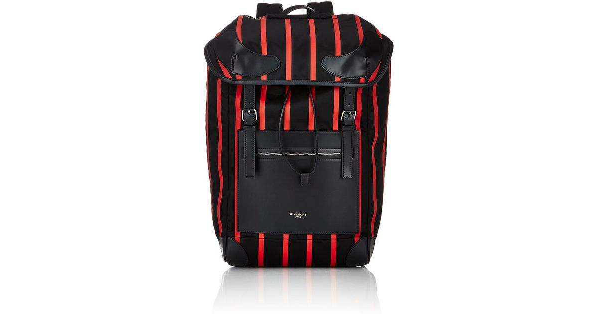 a7a2c5afec Lyst - Givenchy Hunting Backpack in Black for Men