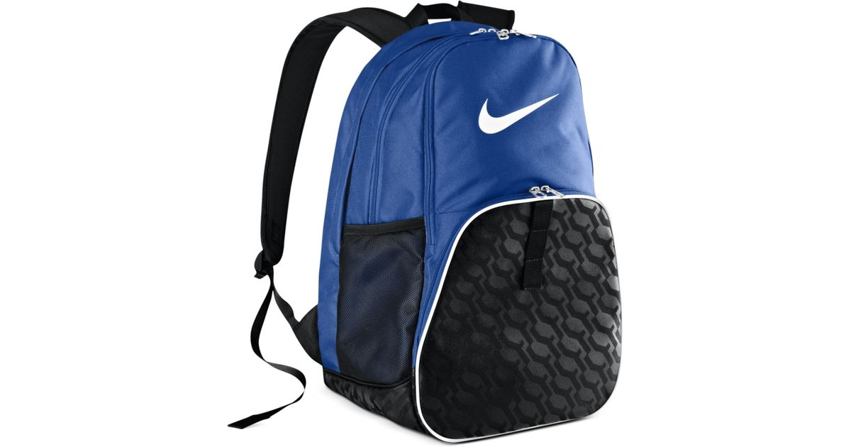 ... new arrival e7c76 a82d4 Lyst - Nike Brasilia 6Xl Backpack in Black for  Men ... 3aa36c073053