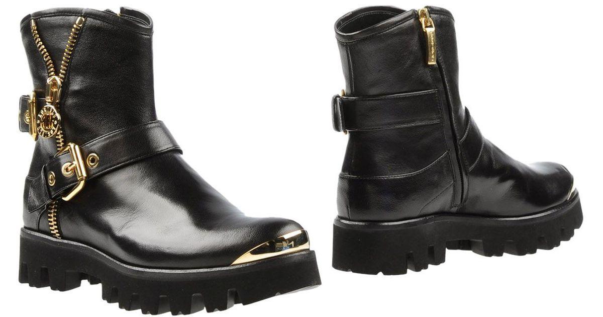 studded boots - Black Loriblu oGljx3FhxI