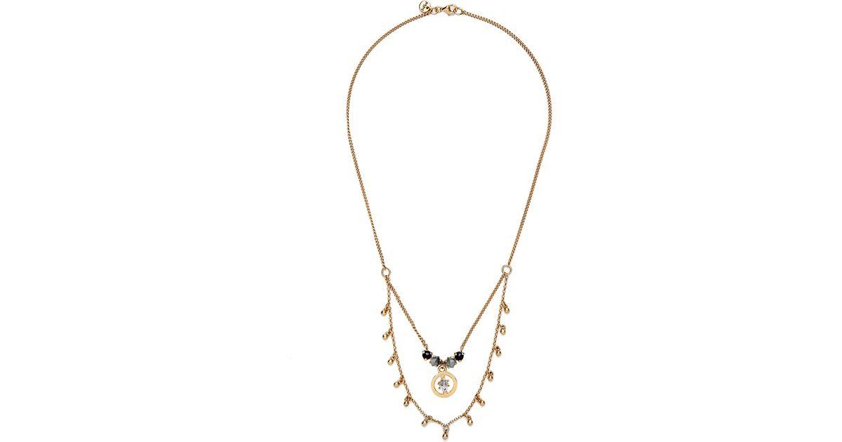 Zimmermann Link Chain Necklace in Metallics UtHzjsCUk0