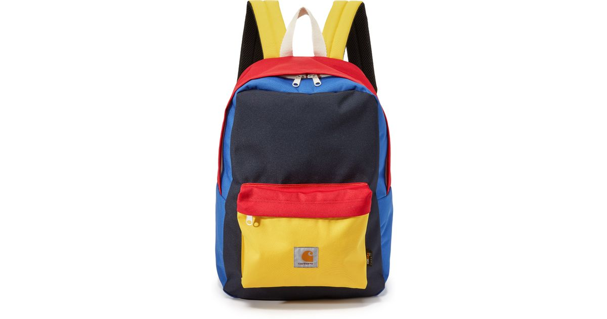 Carhartt WIP Multicolor Watch Backpack in Blue for Men - Lyst