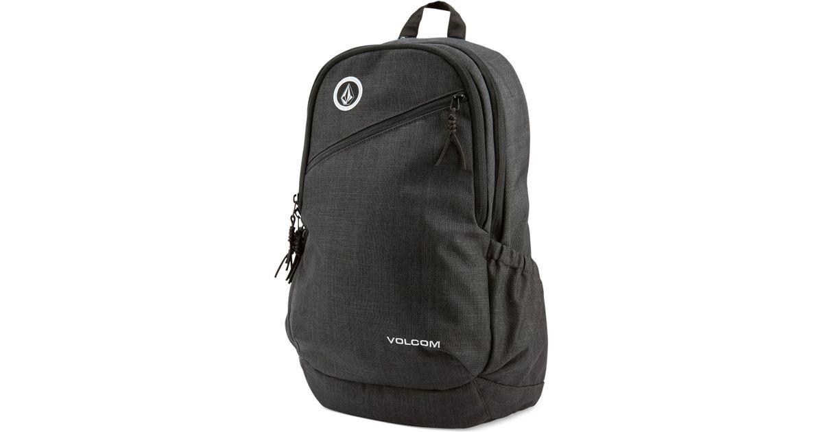 955608d5018 Volcom Substrate Backpack in Black for Men - Lyst