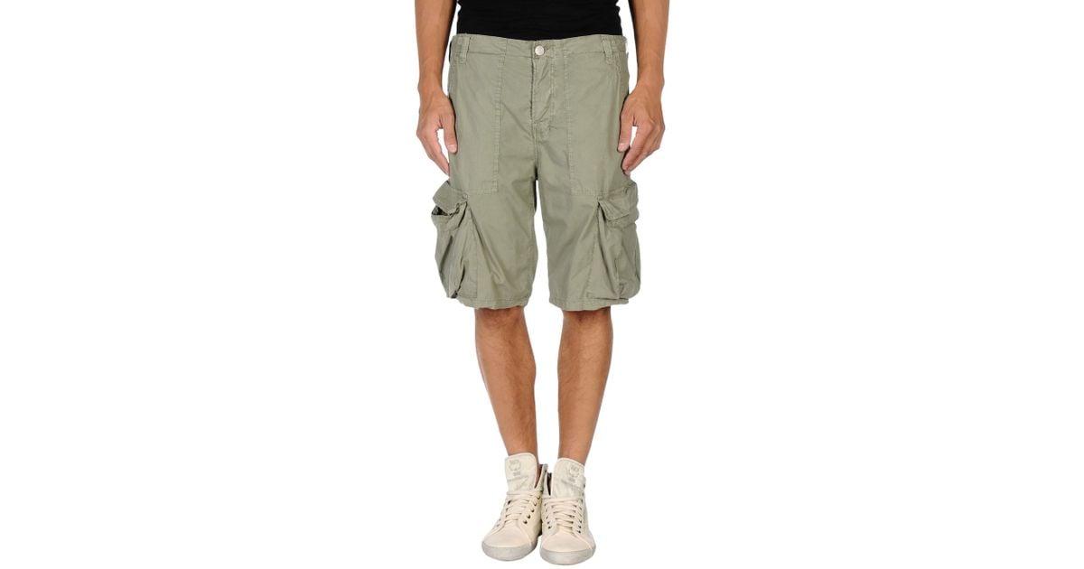TROUSERS - Bermuda shorts Seal Kay p16G3