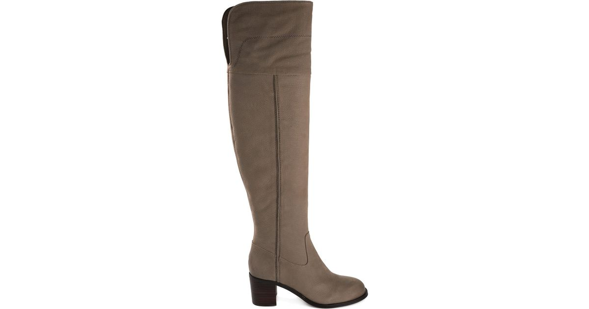 46e88562538 Sam Edelman - Gray 'Joplin' Boots - Lyst