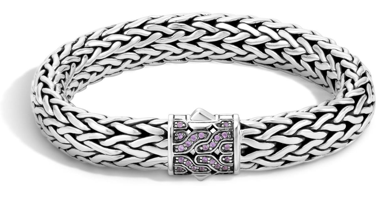 hardy 40th anniversary classic chain bracelet in