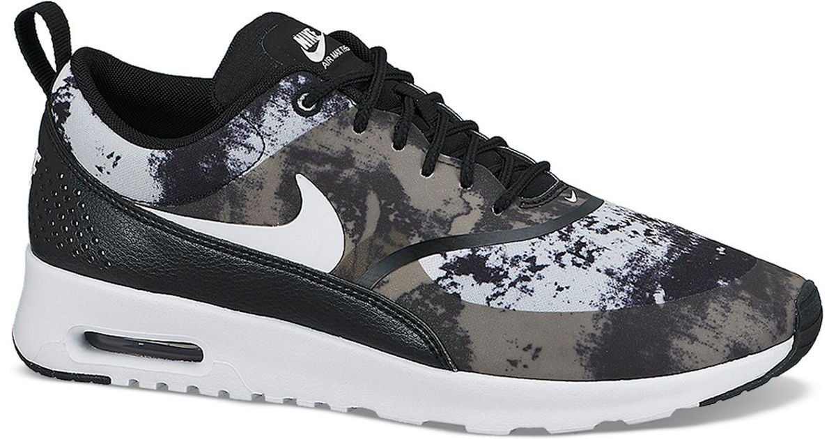 official photos 28363 2940a Lyst - Nike Lace Up Sneaker - WomenS Air Max Thea Print in B