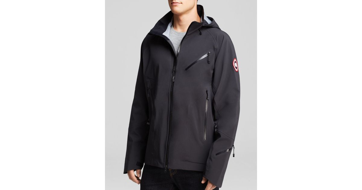 Canada Goose langford parka online fake - Canada goose Timber Shell in Black for Men   Lyst