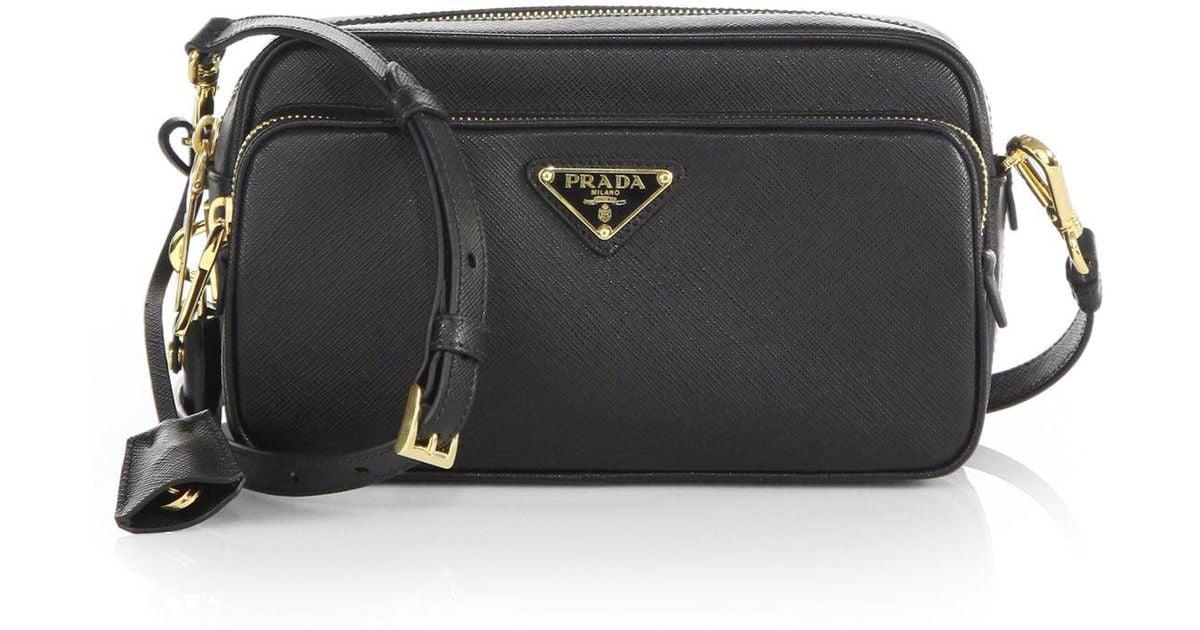 prada bow crossbody bag