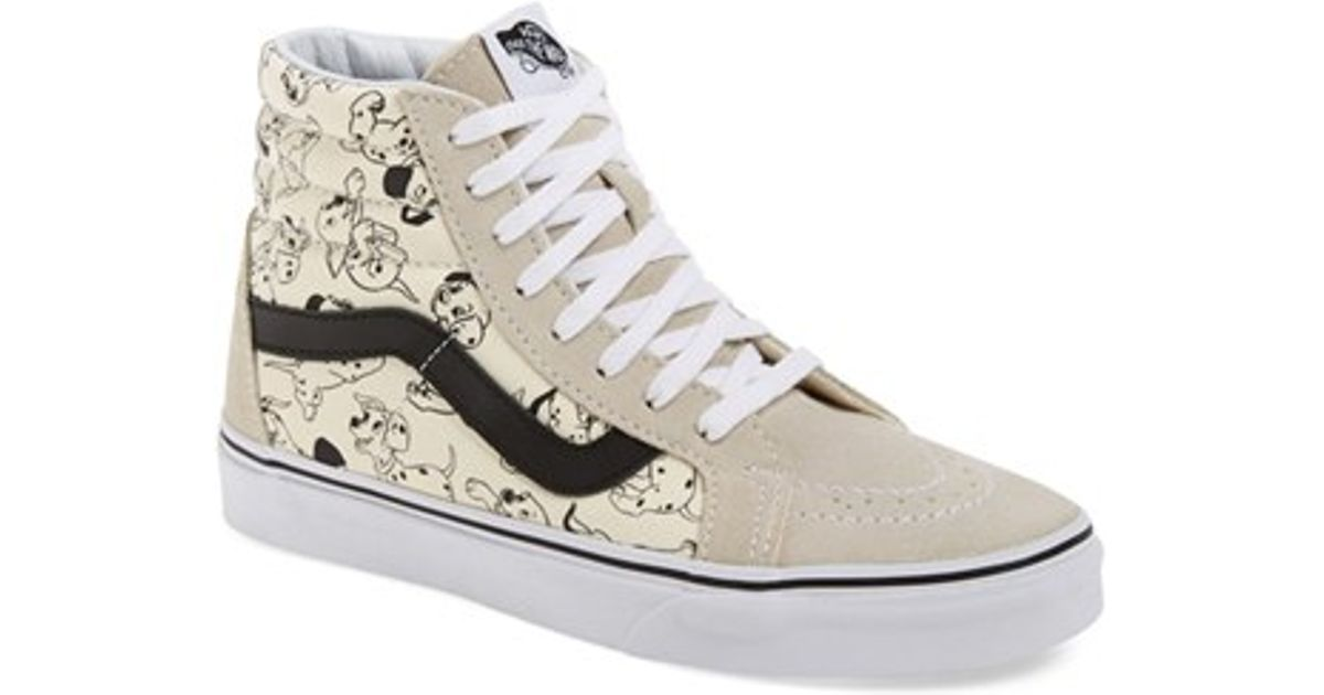 vans white sneaker