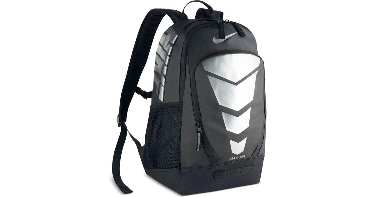 e881945cc8 Lyst - Nike Max Air Vapor Large Energy Backpack in Black for Men