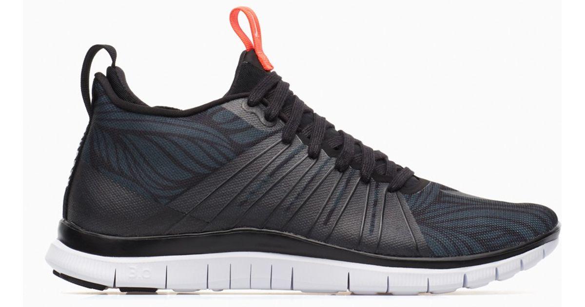 06e412ca7302 Nike Free Hypervenom 2 Fc in Black for Men - Lyst