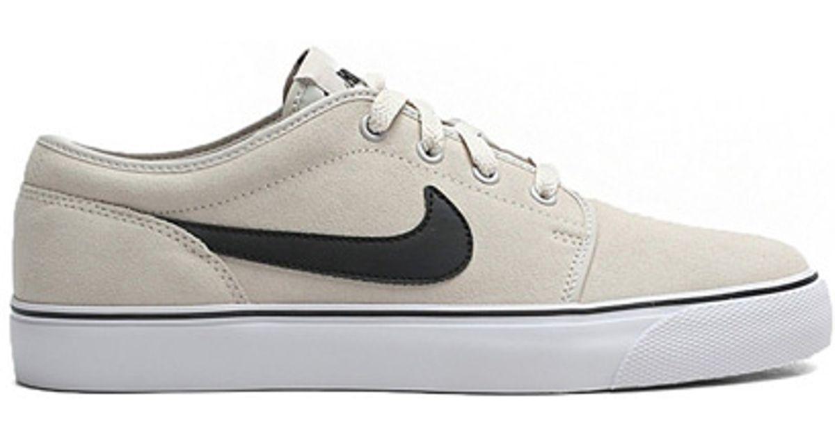 85c9fbec3732 Lyst - Nike Toki Low Lam in Natural for Men
