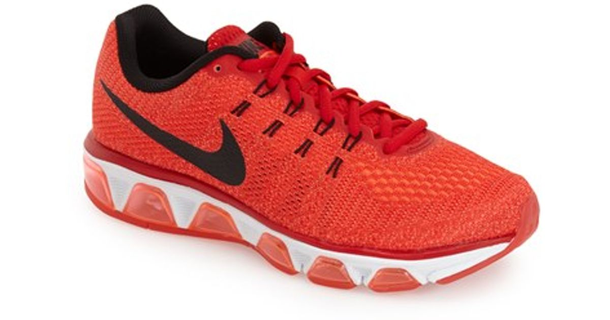 3ffffb4b82 ... lyst nike air max tailwind 8 running shoe in red for men