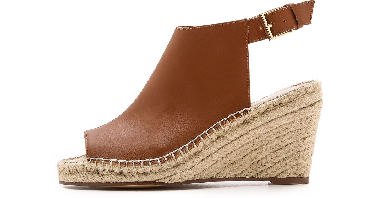 KG Nelly mid heel espadrille wedge sandals Q10056