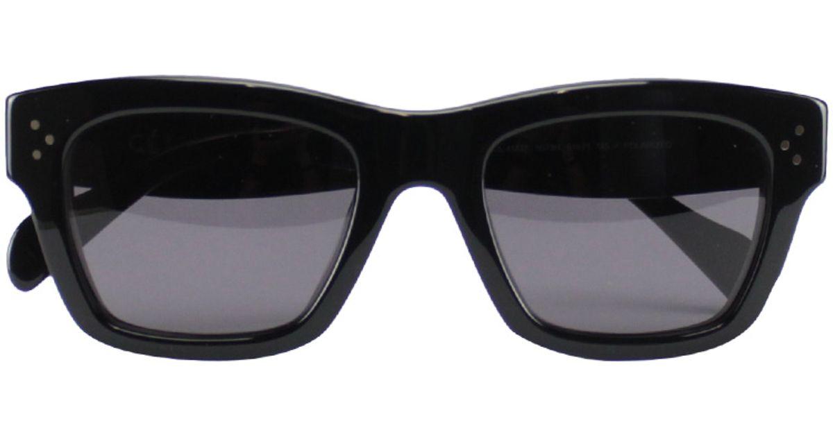 Sunglasses Black Retro Sunglasses Lyst Retro Céline Black Céline 8PkwO0n