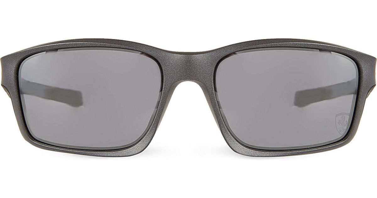 820ba32eead Lyst - Oakley Special Edition Scuderia Ferrari Chainlink Oo9247 Sunglasses  in Gray for Men