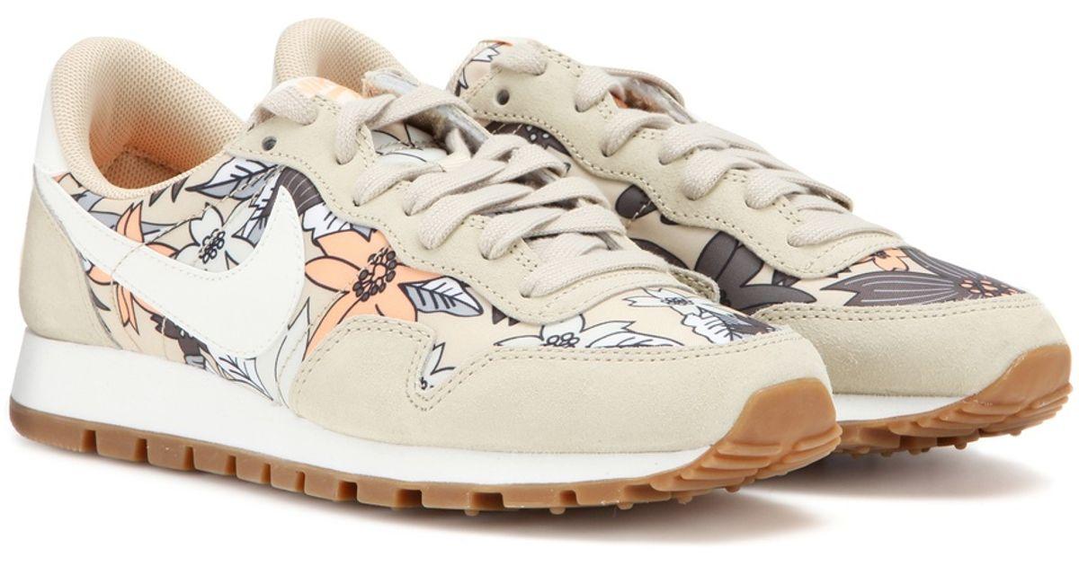 grande vente 91b47 070f8 Nike - Natural Air Pegasus 83 Floral-Print Sneakers - Lyst