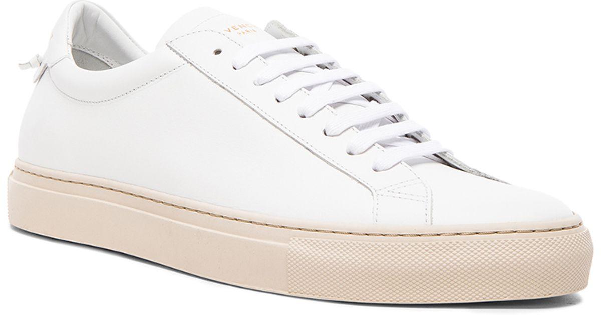 Givenchy Baskets Bas-top - Blanc v8wuj