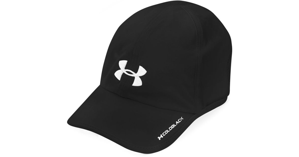 Lyst - Under Armour Shadow Sport Cap in Black f14dbc89be4