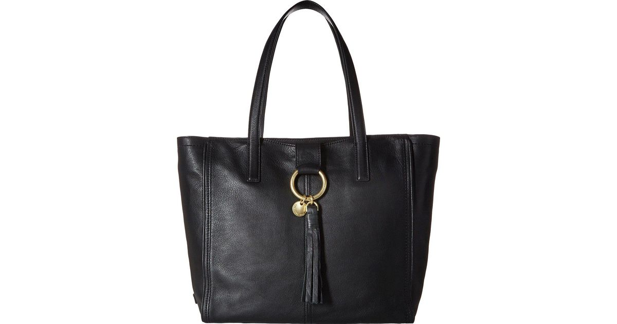 caa2f416954a Lyst - Cole Haan Fantine Work Tote in Black