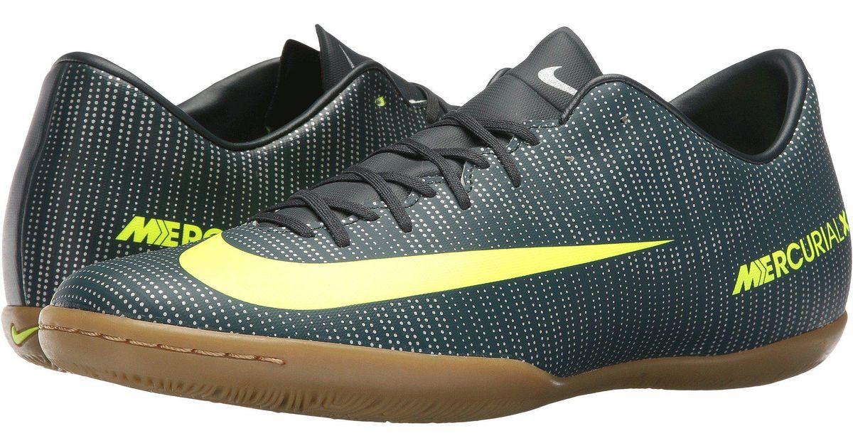 san francisco 7557c 6e28a Nike - Multicolor Mercurialx Victory Vi Cr7 Ic for Men - Lyst